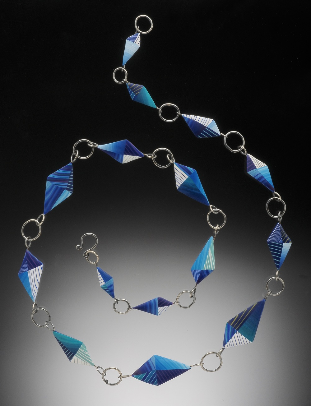 kite, songbird series necklace