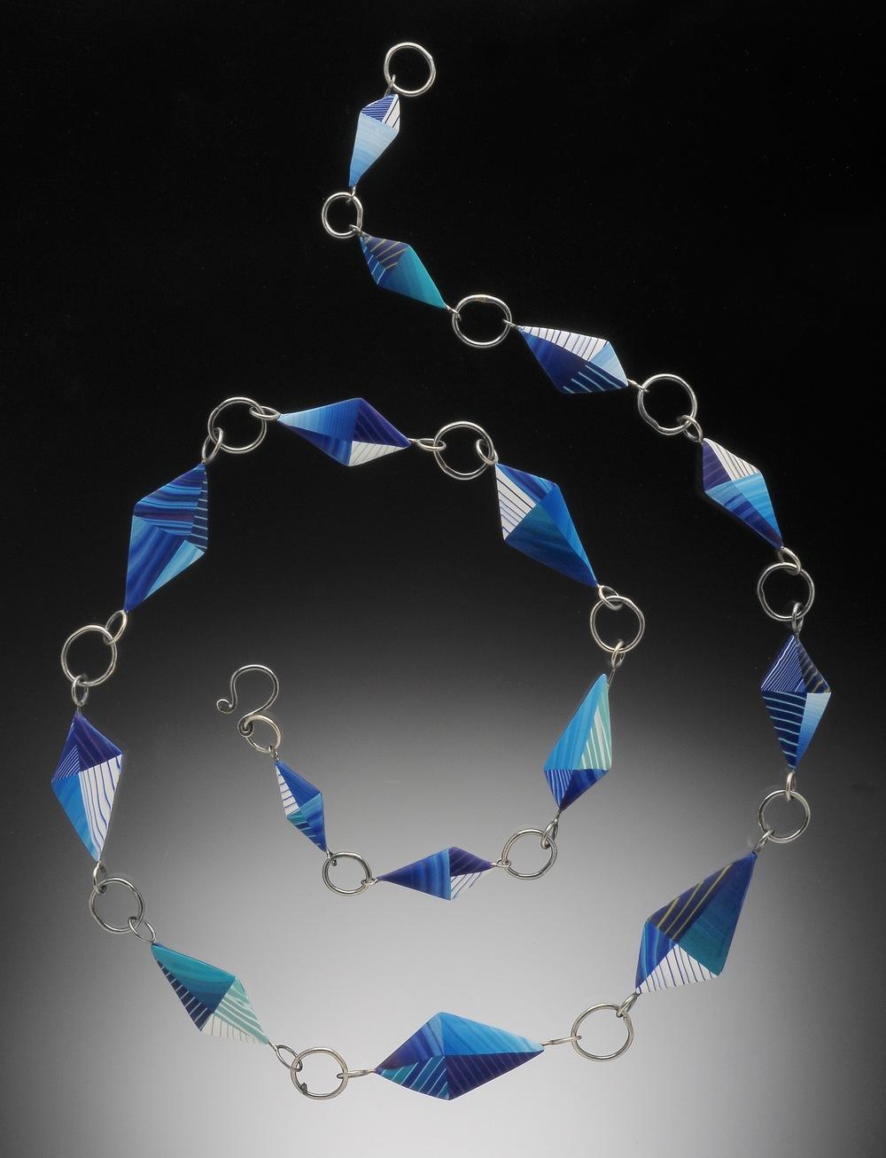 kite, songbird series necklace