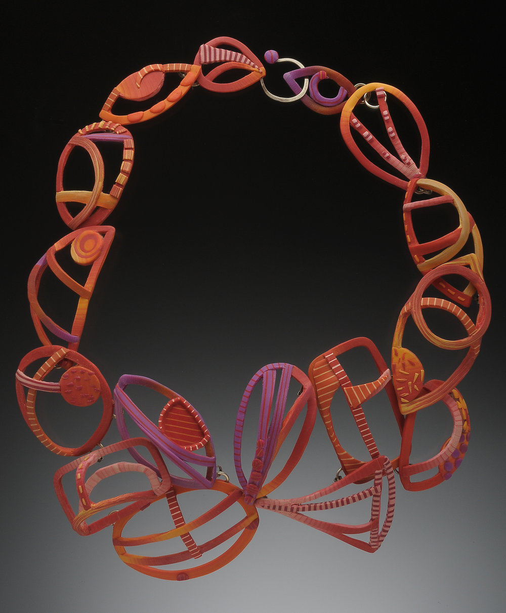 Open Form Necklace