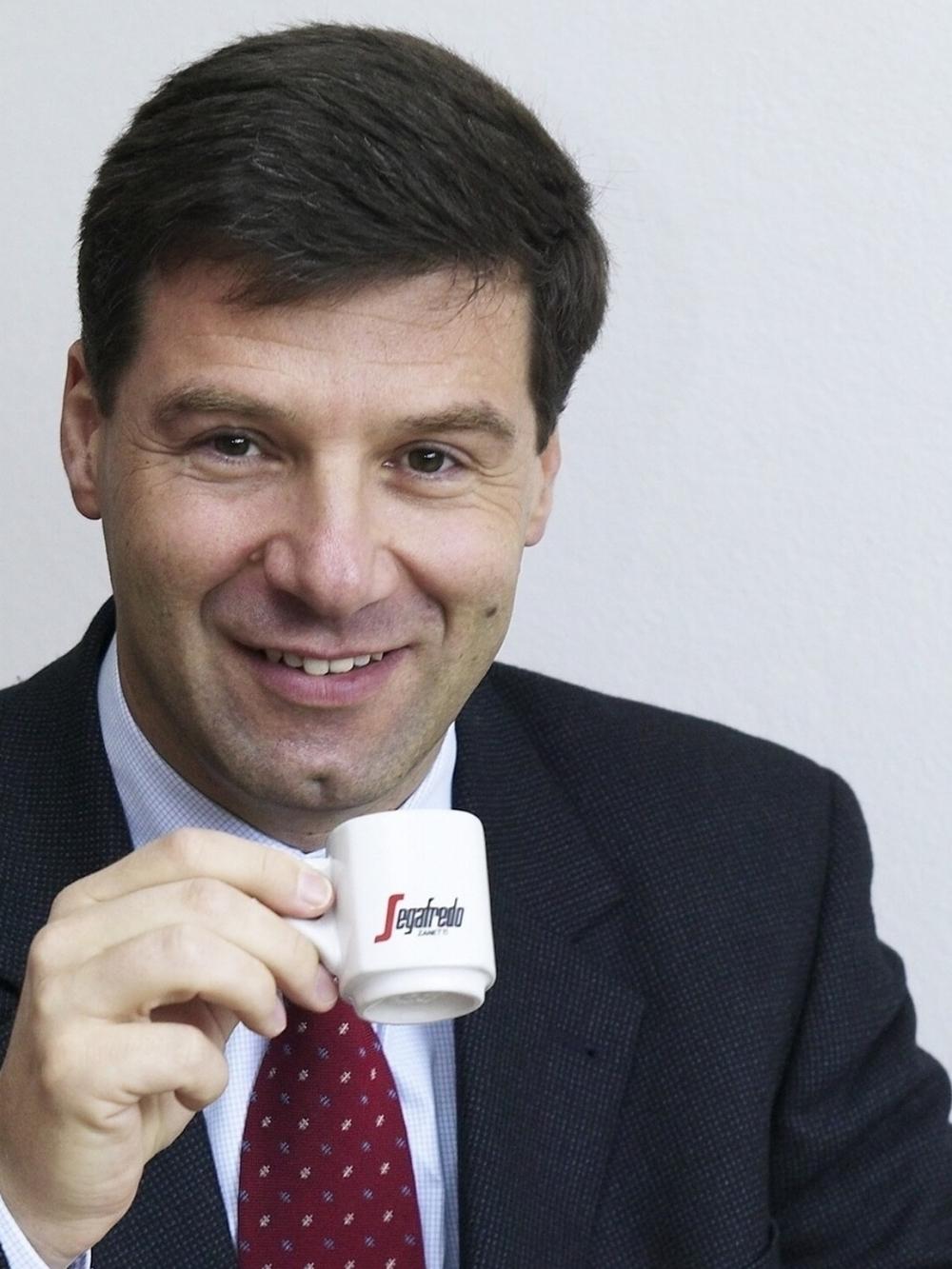Wolfgang Reichl,  Geschäftsführer Segafredo Zanetti Slowenien, Prokurist Segafredo Zanetti Österreich