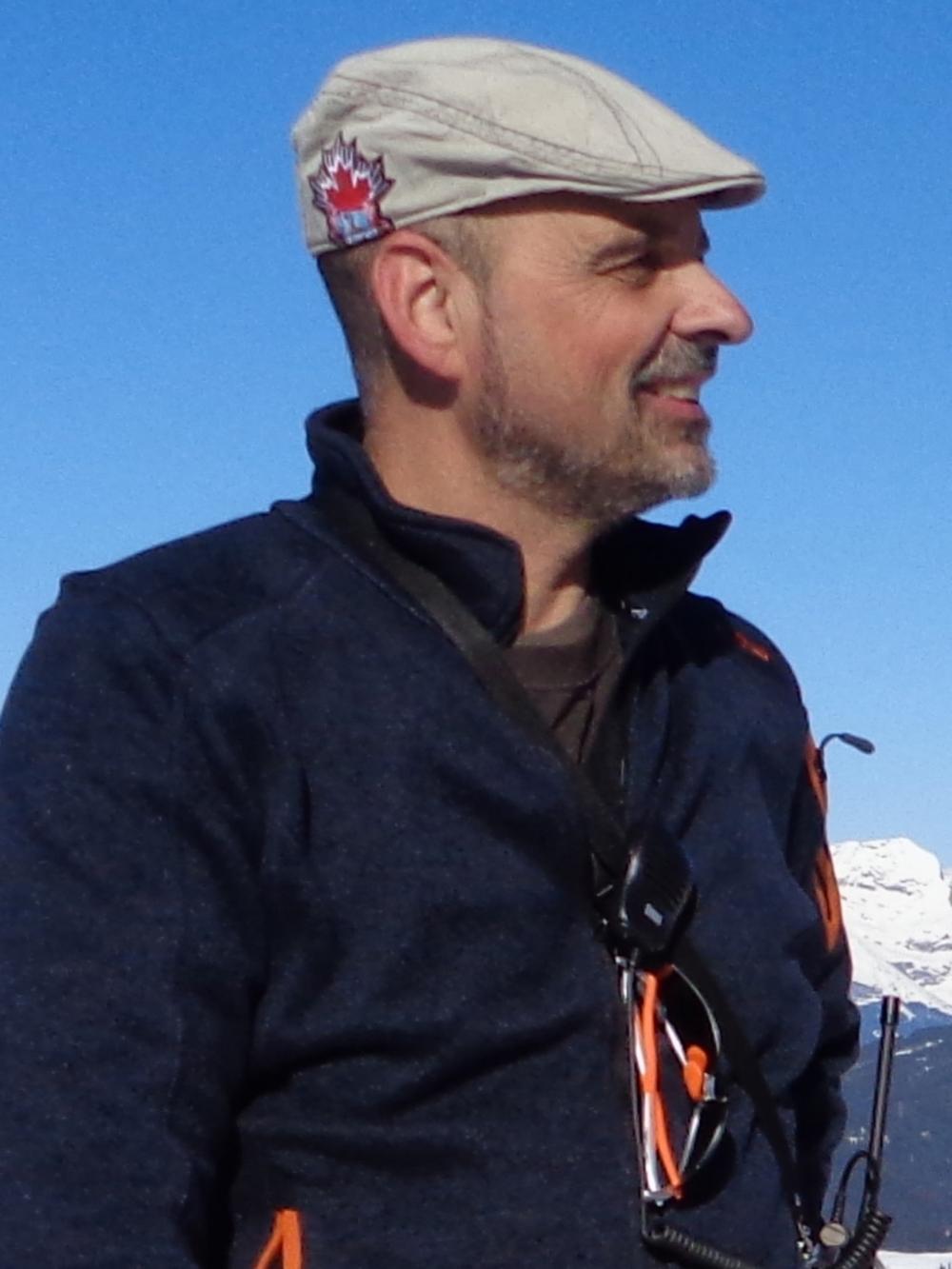 Martin Gut, ehemaliger schweizer Militärhundeführer, IRO-Richter