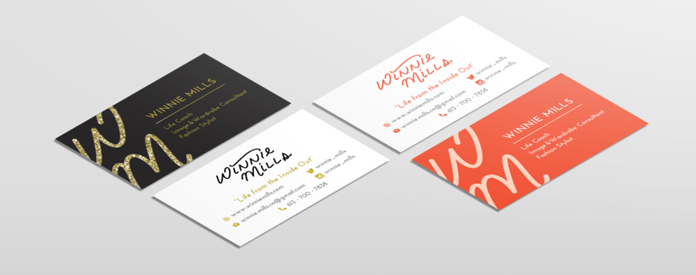 Graphic design logo branding web design illustration business cards in two color options reheart Choice Image