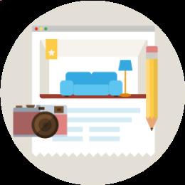 Als je al een airbnb account hebt, optimaliseren we die voor je. Anders maken we er een voor je aan.