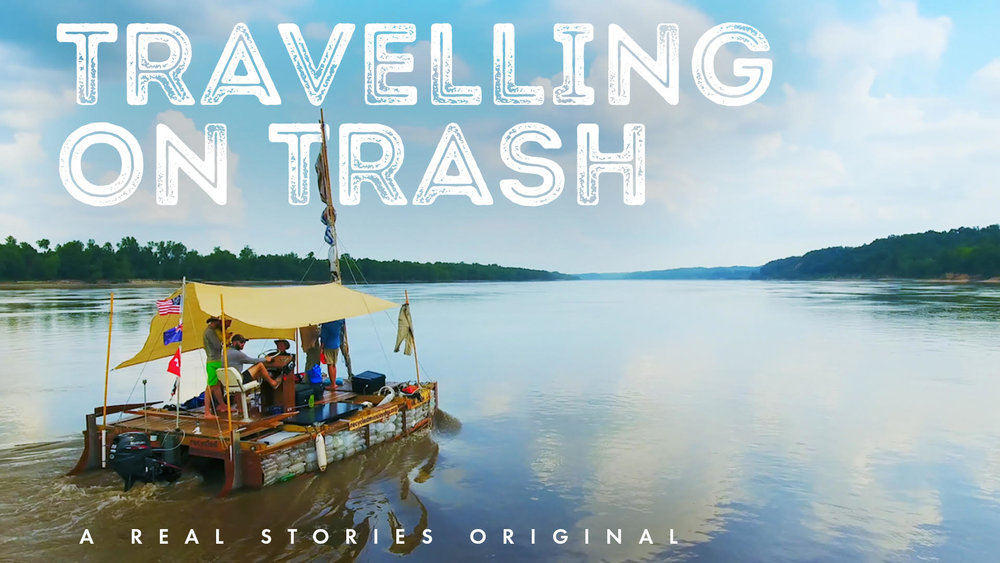 A film about plastic, friendship & the Mississippi