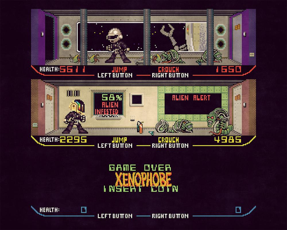 Xenophobe [feat  Daft Punk] (2013)
