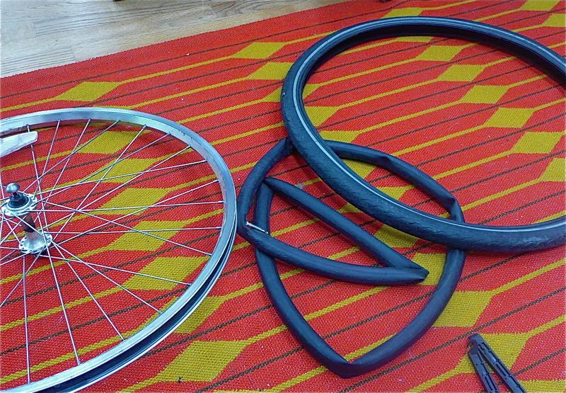 The Anatomy Of A Bicycle Wheel Chicago Bike Blog