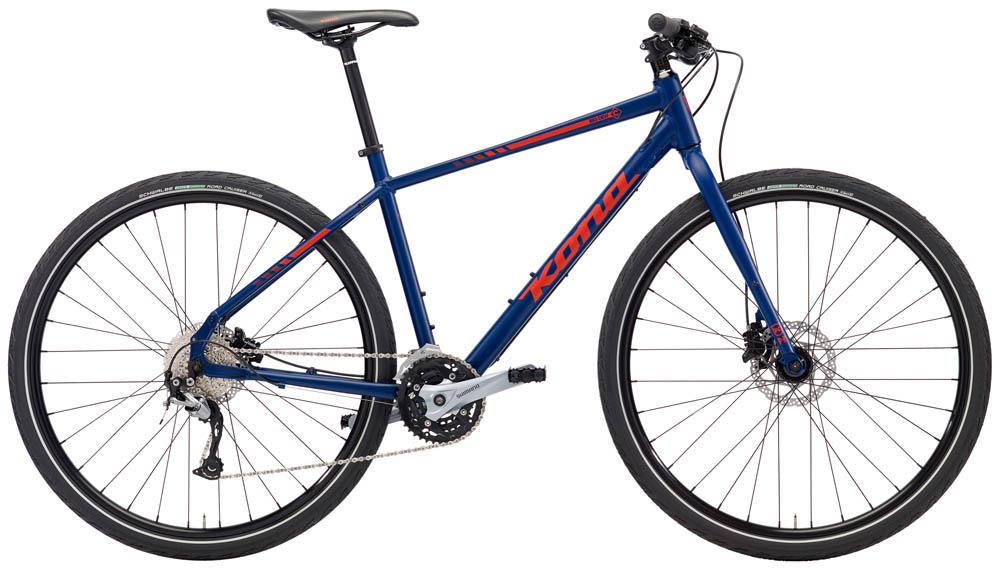 Kona Big Dew fat-tire hybrid $800
