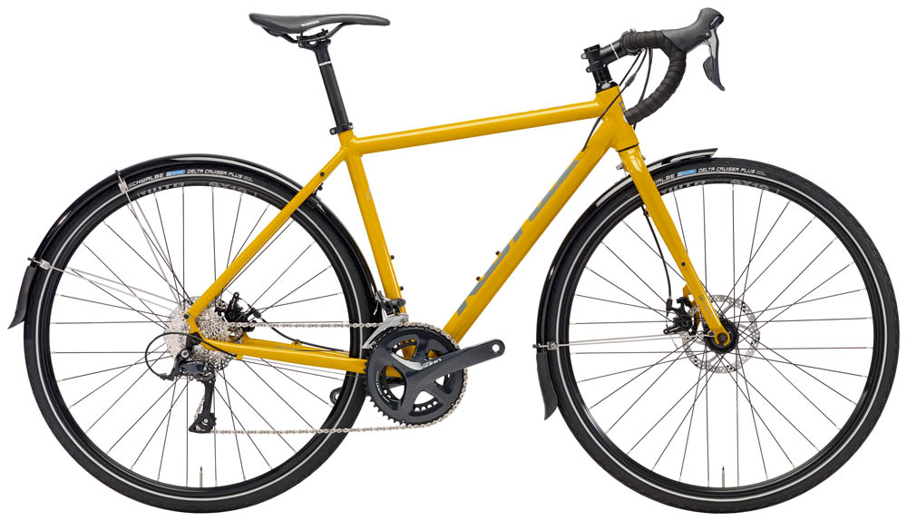 Kona Rove series: go-nywhere bikes in choice of aluminum or steel $850-$3500