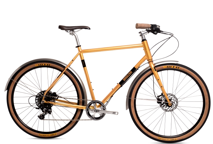 Breezer Adventure Cafe series: bikes that go from the office straight into the sunset $800-$100