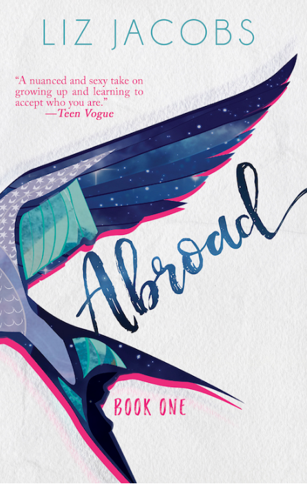 Cover art for  Abroad: Book One, available from Brain Mill Pres s