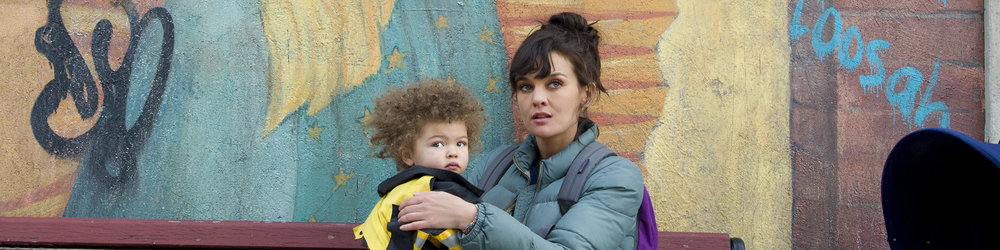 AppleTV App Banner for SMILF, which involved extending and editing a provided unit photo.