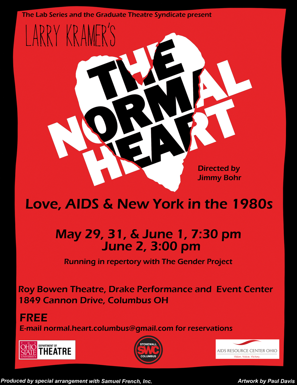 Normal Heart Poster