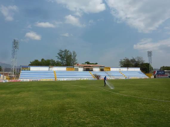 Estadio Jorge Calero Suarez Stadium