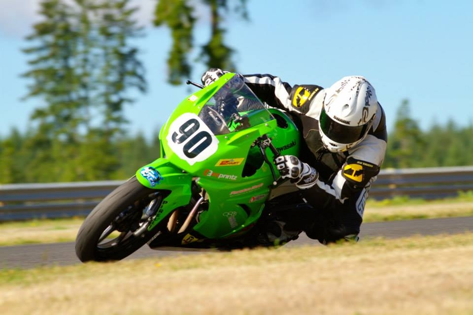 Derick Clary - Started riding at a very early age. Mostly off road motorcycles until his early 20's where he progressed into street bikes while still competing in off road events. 2010 brought on his first track day on a road course. He started racing with WMRRA in 2014 as a Novice. He currently does track day instruction for Optimum Rider Performance Training. He holds his MSF certification through Washington Motorcycle Safety Program, Instructing Advanced Street Skills with Puget Sound Safety.