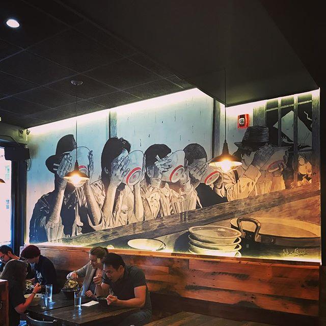 best ramen spot in Providence!