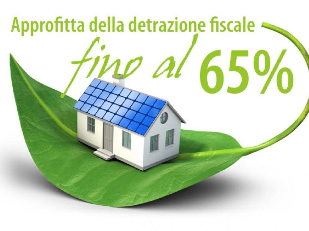 Detrazioni fiscali del 50 e 65 confermate per tutto il for Detrazione 65
