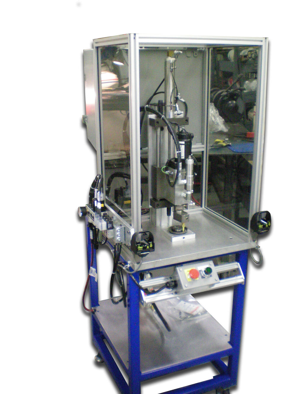 Automatic Grease Machine