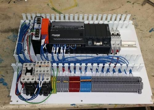 wash control panel