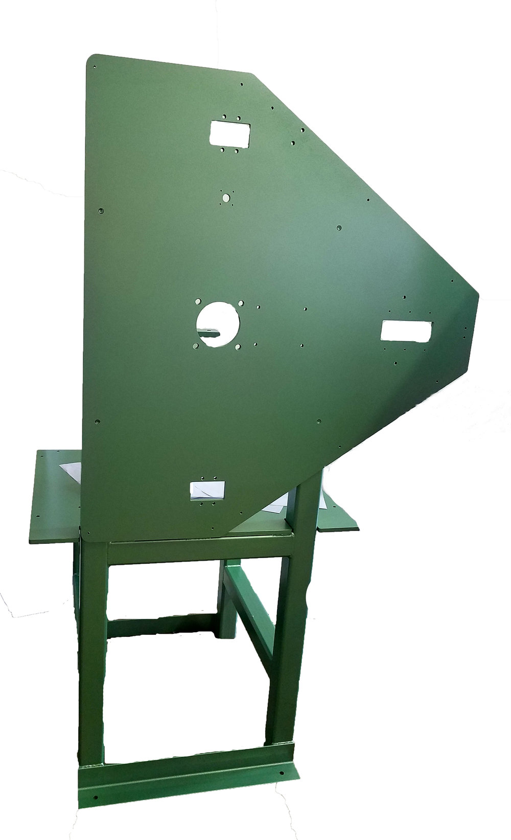 Belt Wrap Capstan- frame ready assembly