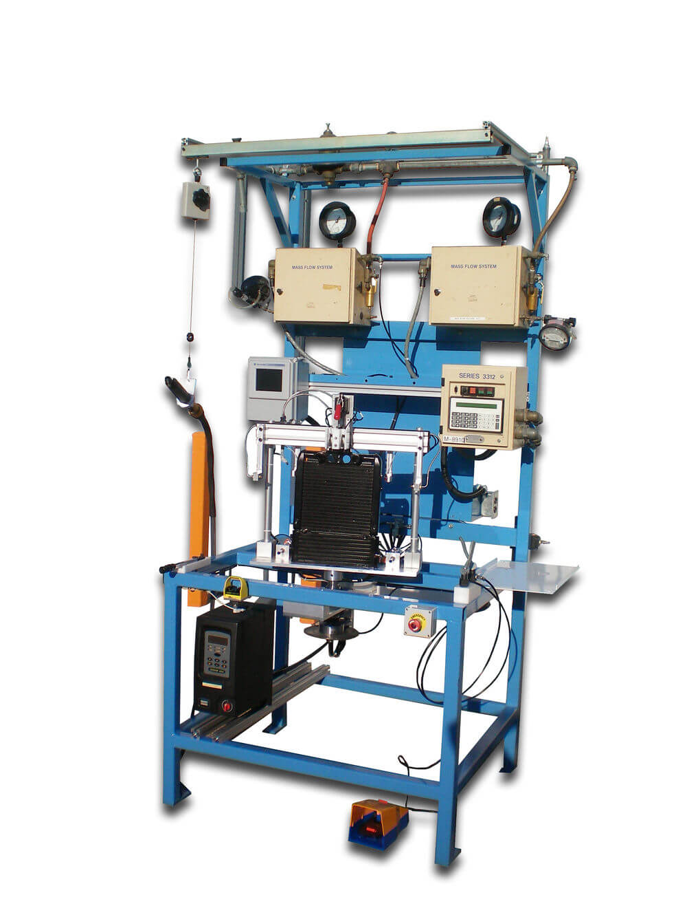 Testing and Assembly Machine