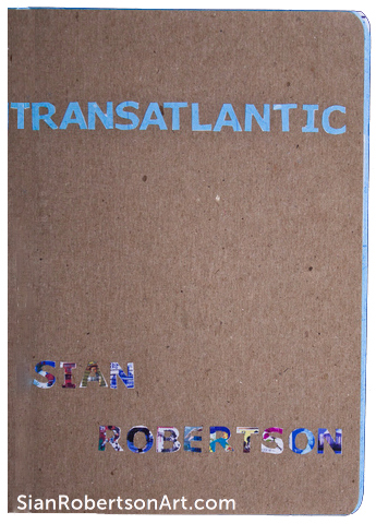 Transatlantic (2012) Sketchbook Project