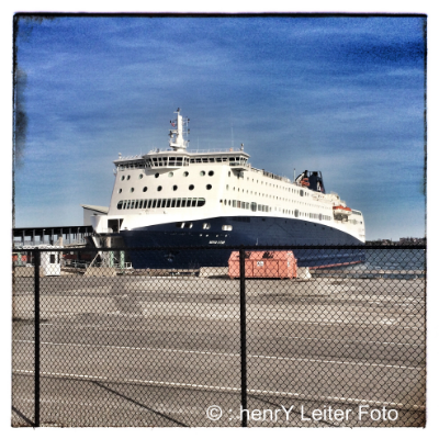 Nova Star docked in Portland, Maine