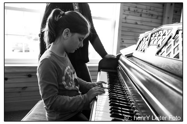 Gorham School of Music piano student.
