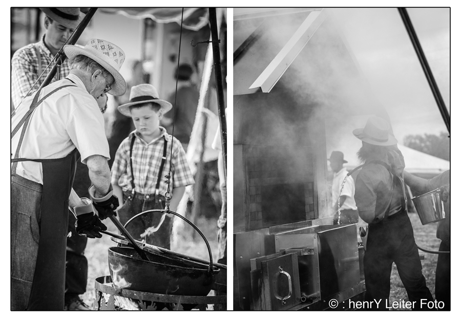 Cooking demonstrations. | © : henrY Leiter Foto
