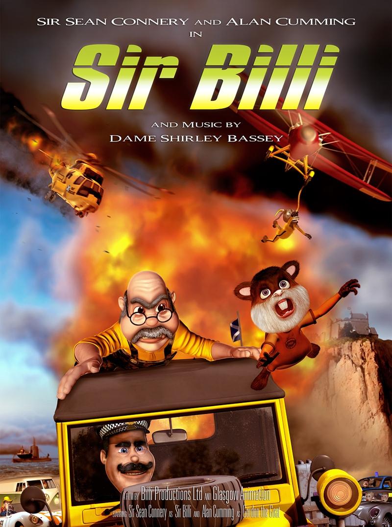 Sir Billi Film poster