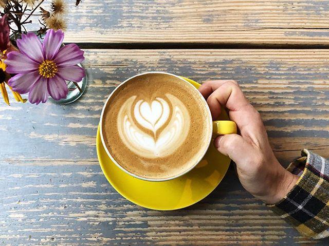 Latte 💛 #togetherisbest