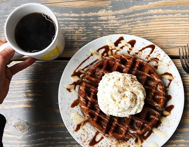 It's a waffle kind of day 😋 #togetherisbest