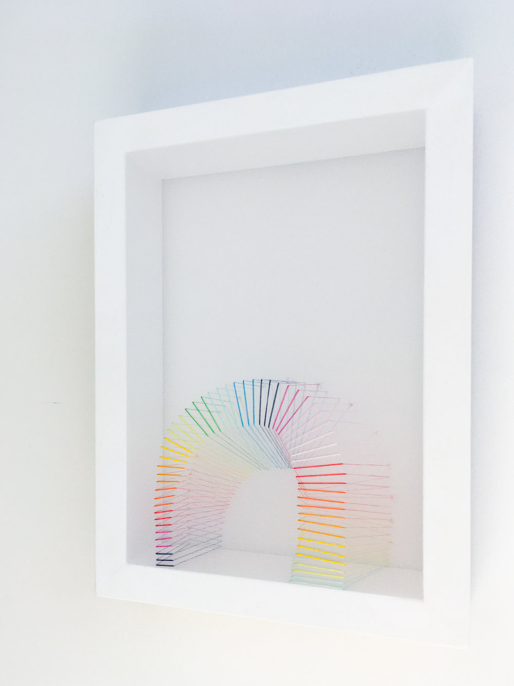 a rainbow is actually a circle (no. 2)