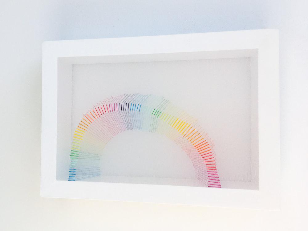 a rainbow is actually a circle (no. 3)