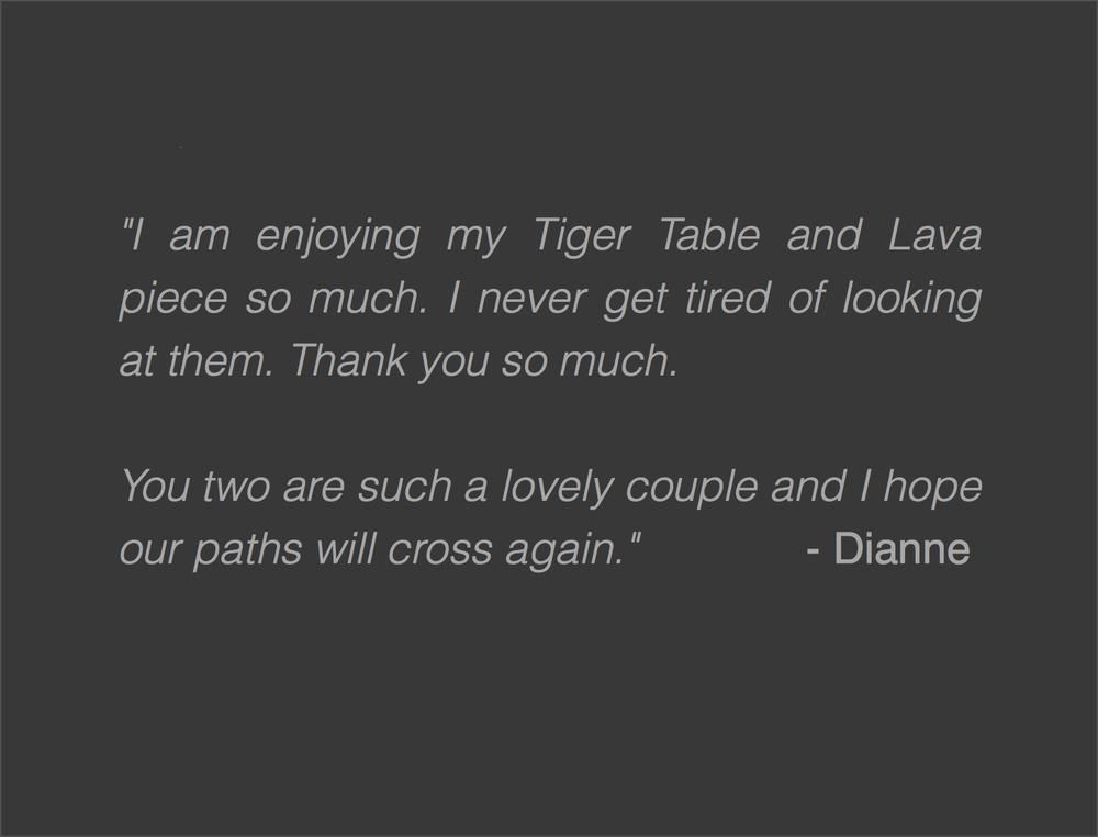 Testimonial - Dianne
