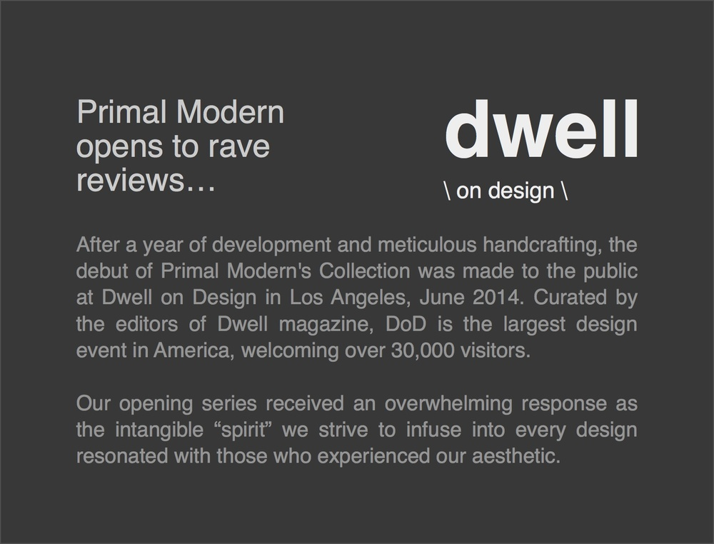 Primal Modern at Dwell on Design.jpg