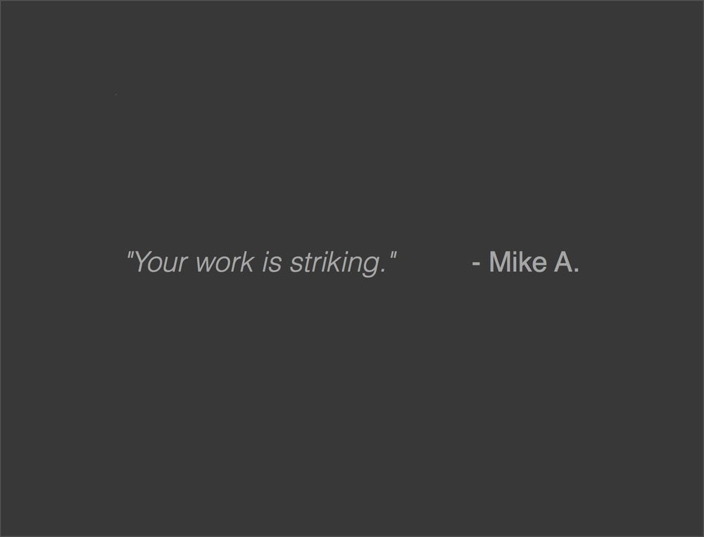 Testimonial - Mike