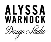ALYSSA WARNOCK DESIGN STUDIO