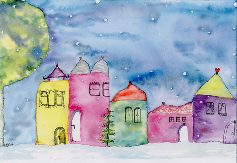 1: Winter FairyTale