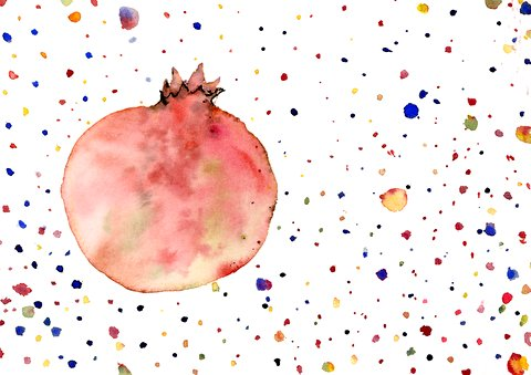 8:Superdelicious Pomegranate.