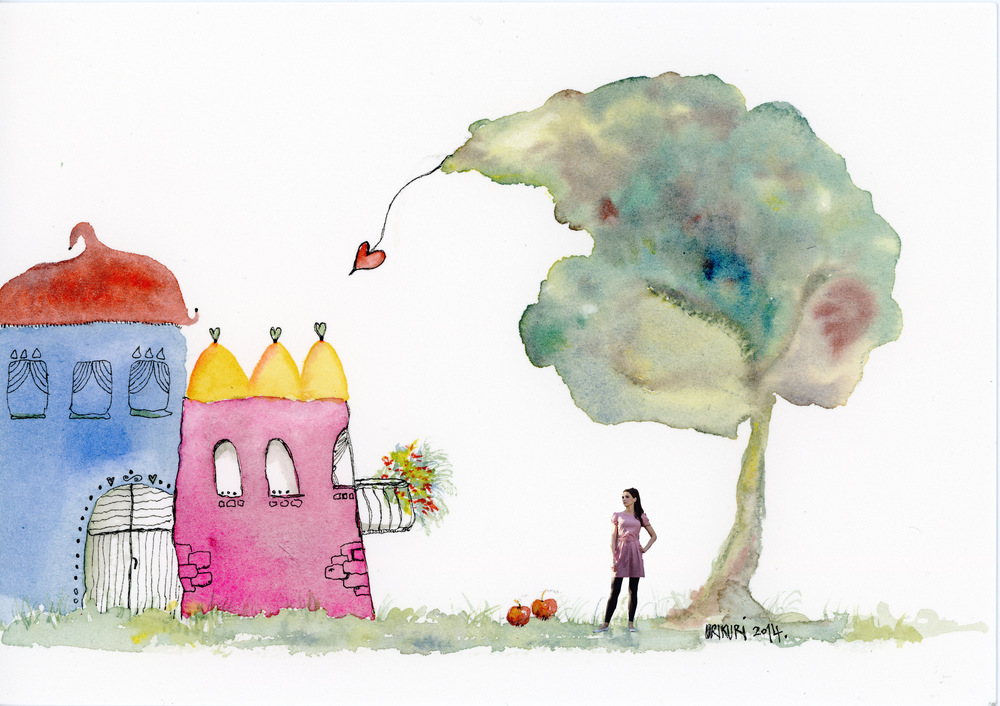 ''Alice in Wonderland'' (UriKuri).