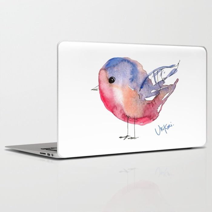 cute-birdie-urikuri-watercolour-laptop-skins.jpg