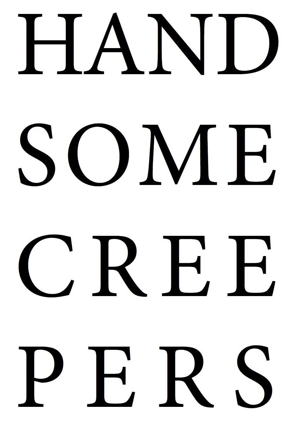 Handsome Creepers Logo
