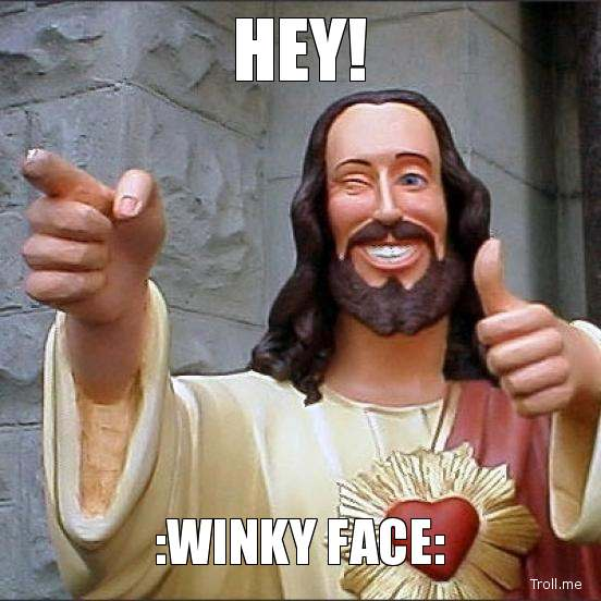I mean, if Buddy Christ can use 'em...