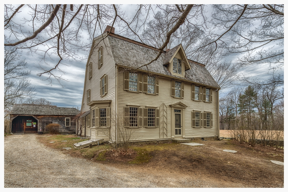 The Old Manse - 04.13.14