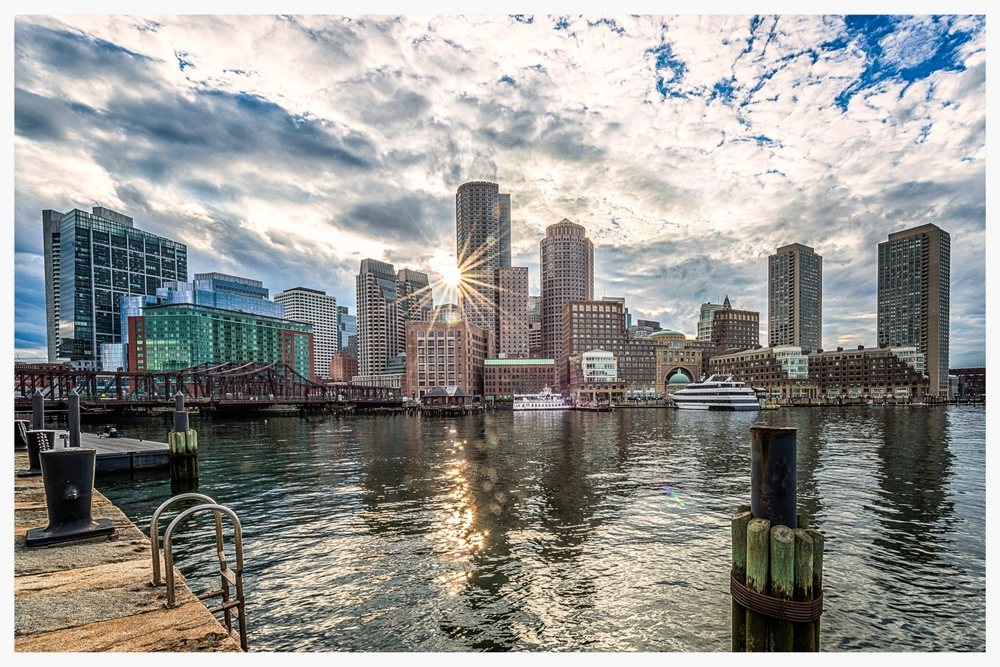 Boston Skyline - 05.03.14