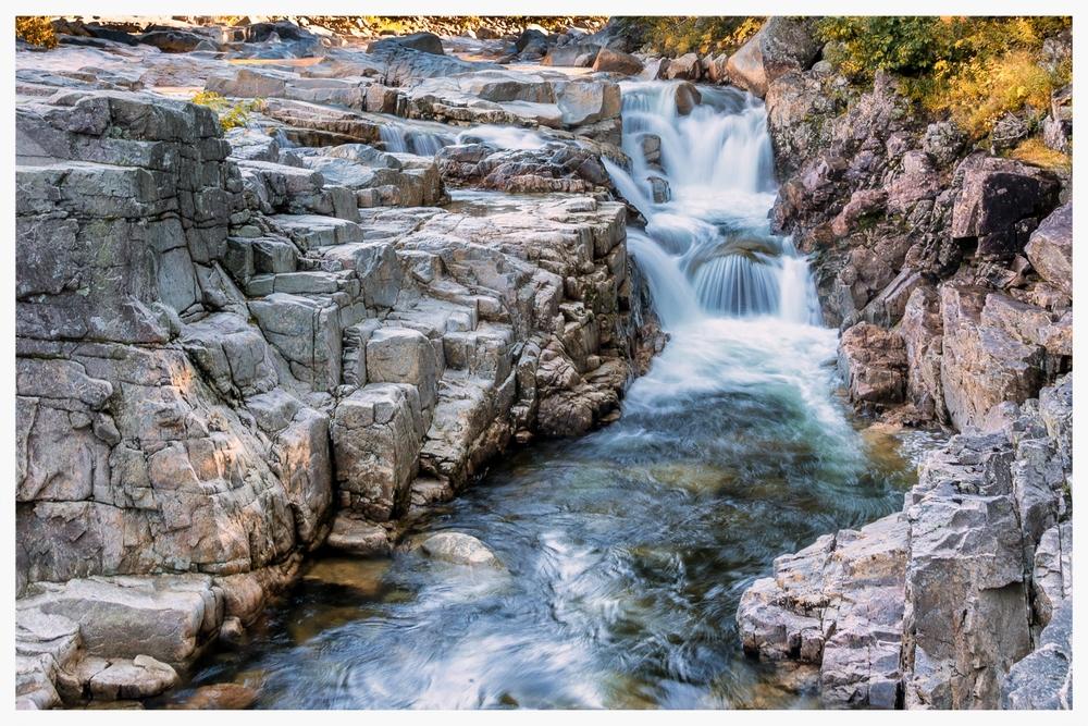 Rocky Gorge - Kancamagus Highway - 09.26.14