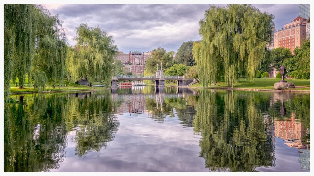 Boston Public Garden - 7.20.14