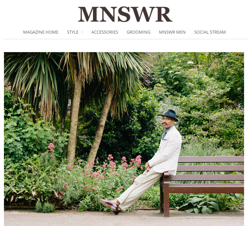 Shaun Gordon Interview on MNSWR Magazine.