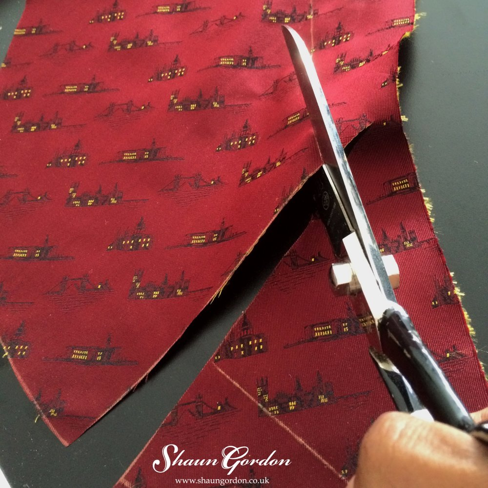 shaun gordon ties - mr. london