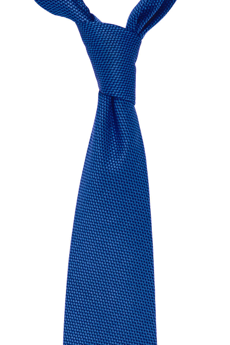 Shaun Gordon Beau Oxford Weave Tie.